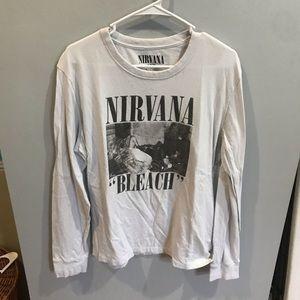 AE Nirvana long sleeve tee
